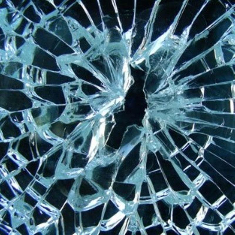 verre trempé